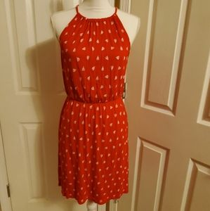 Red Sailboat Old Navy Dress❤